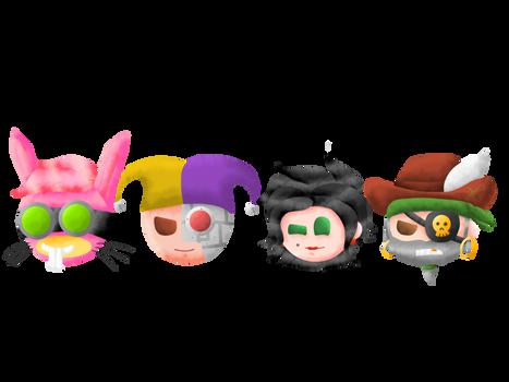 Poptropica - Four Infamous Villains