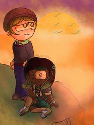 Poptropica OC - Adventurers