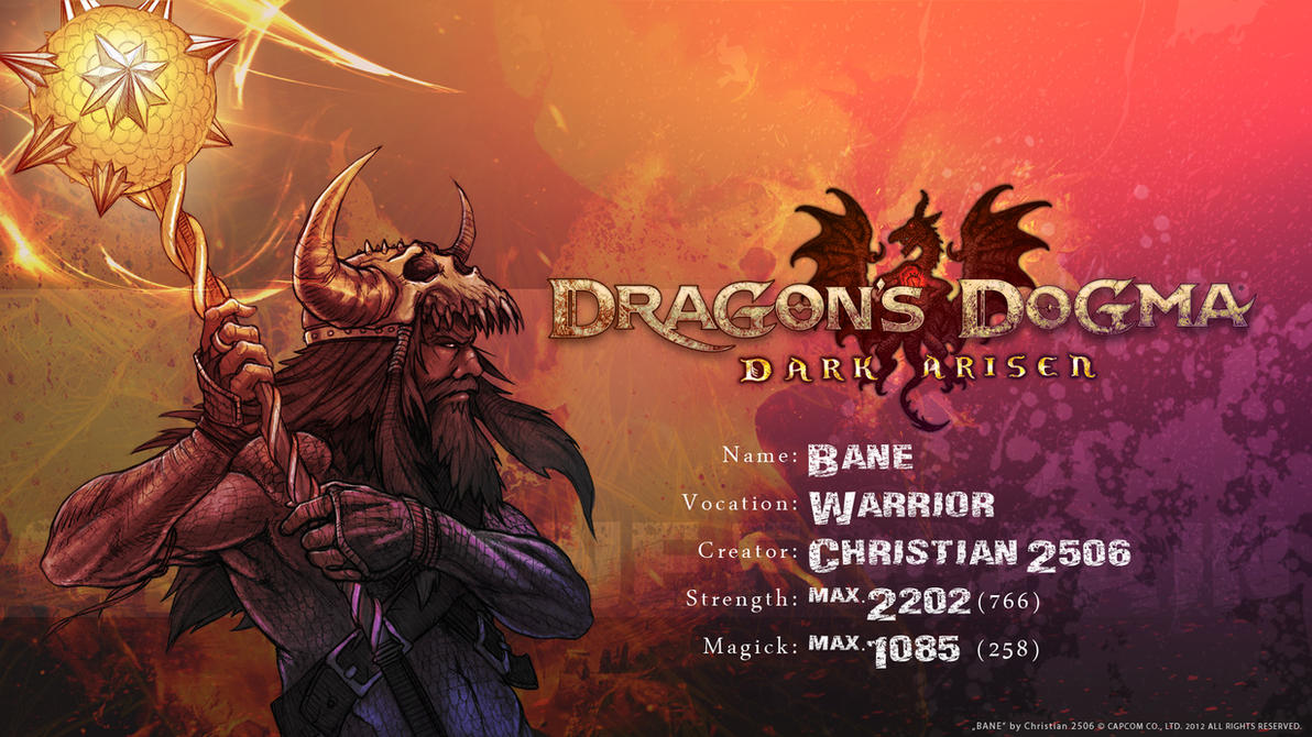 Dragons Dogma Pawn Wallpaper By Christian2506