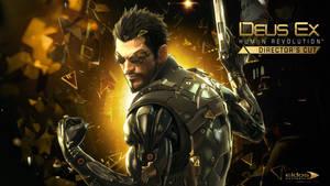 Deus Ex Human Revolution Director's Cut _Wallpaper