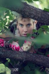 Hiding by PyroandScout