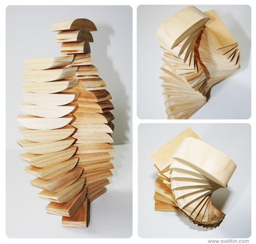 3d wood projects