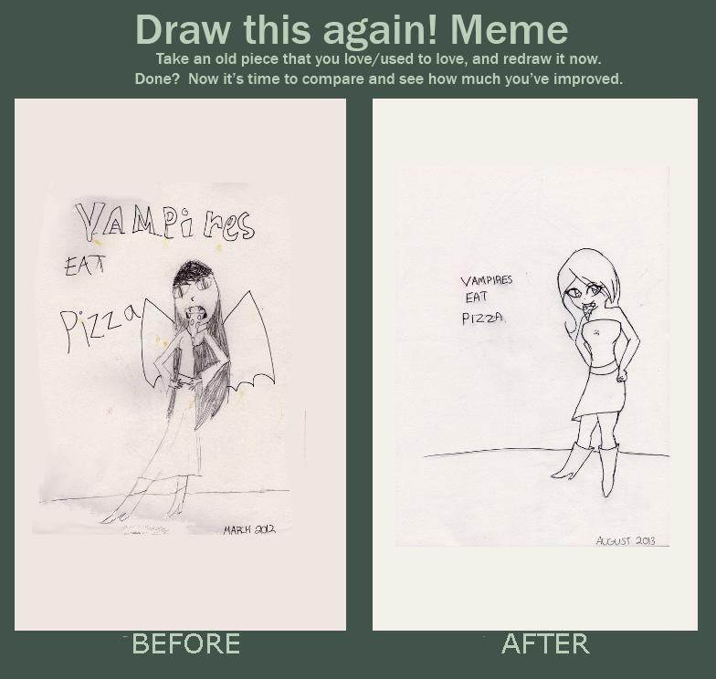 Improvement by Blue-Ink-Splatter