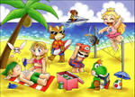 Nintendo Beach