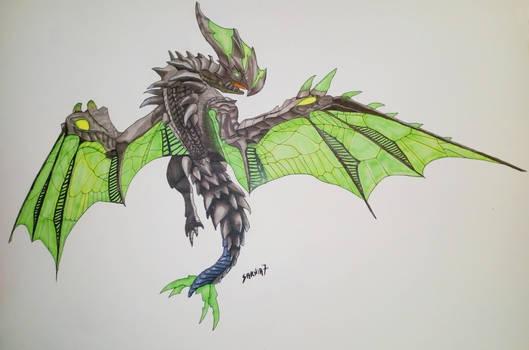 FanArt - Astalos Monster