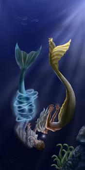 White Magic Mermaid