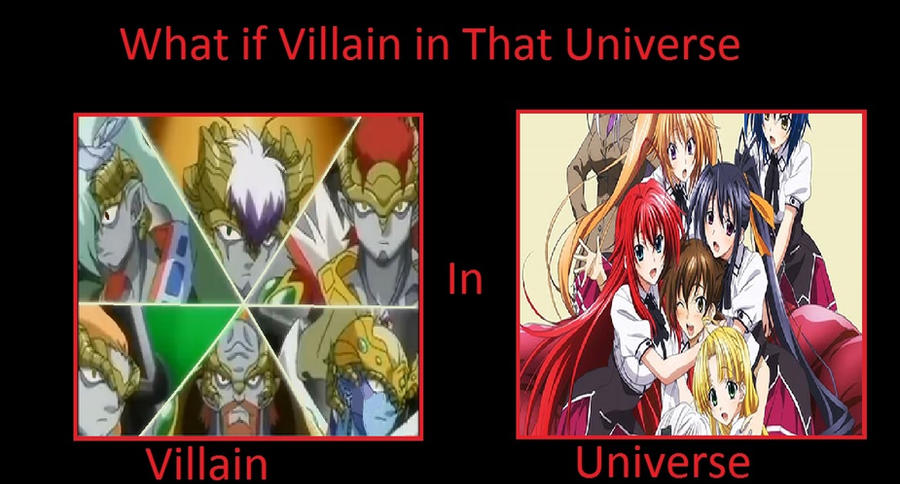 What if Gundalians invaded Highschool DxD universe by Playbozz33lp