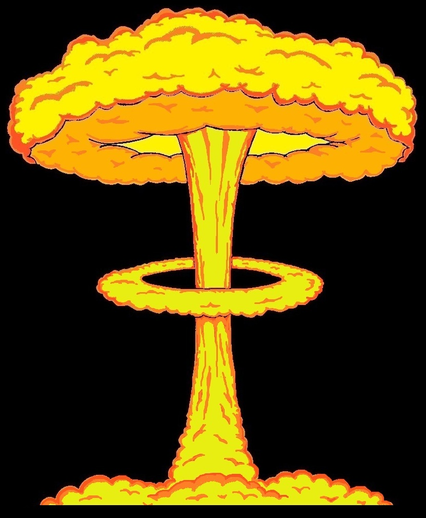 Nuclear Bomb Explosion Cartoon Pictures to Pin on ...