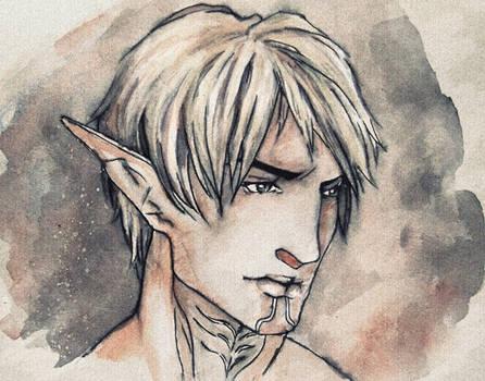 Fenris - Dragon age 2