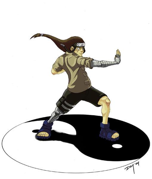 Neji by oshimagun