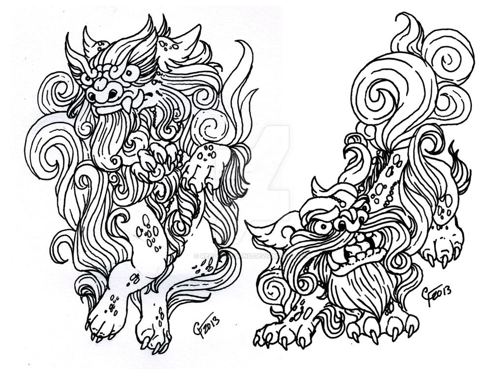 shisa for rogue by read the wind on deviantart. Black Bedroom Furniture Sets. Home Design Ideas