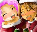 Merry Christmas 2009 by Milu-milu-Akie