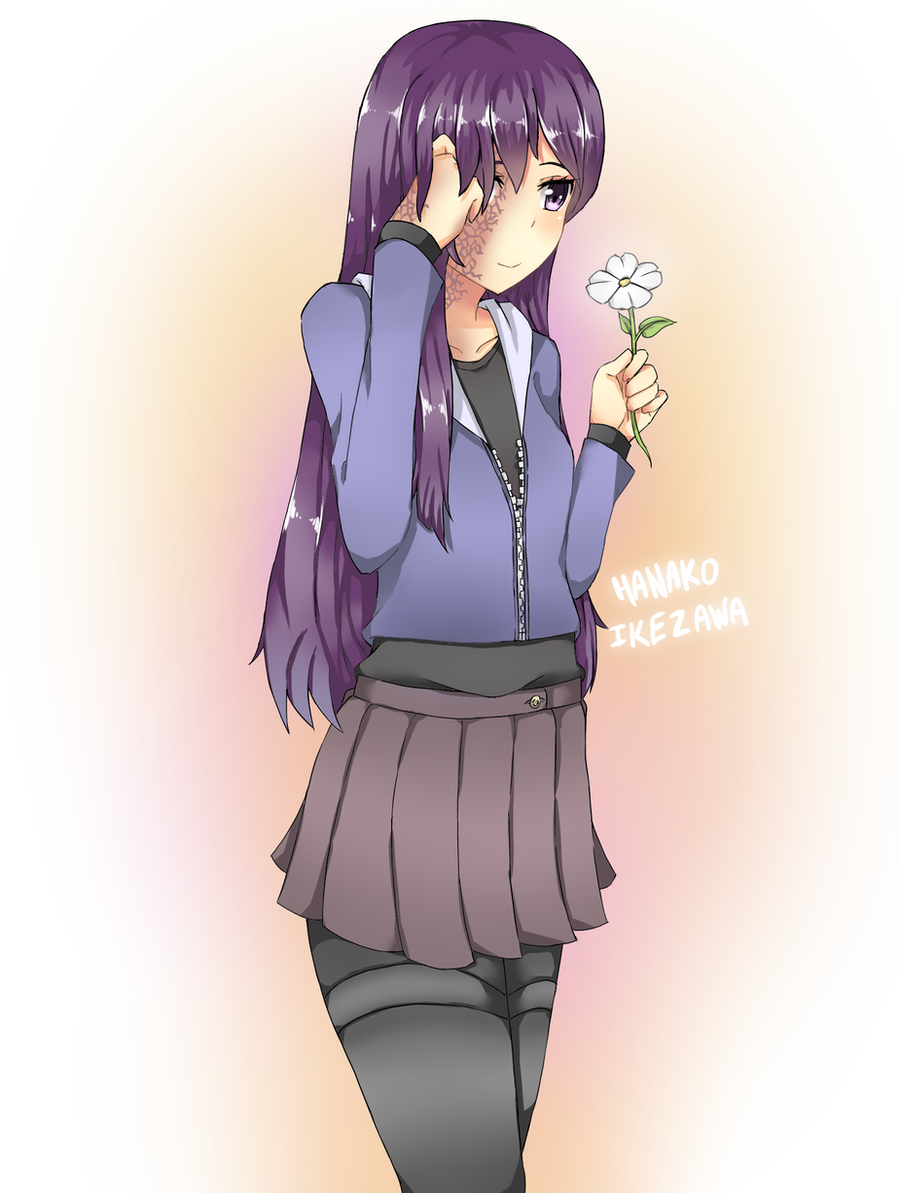 Flower Girl by dragonfire133