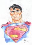 Superman a lapis