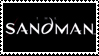 Sandman stamp by Cherille