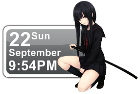 Yomi Isayama Calendar by Kaza-SOU