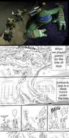 A story of Leonardo by RingingT