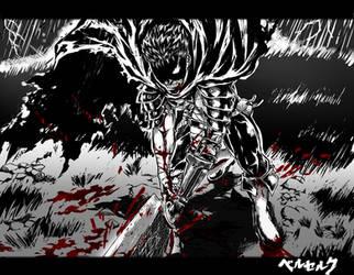 BerserK (Fan Art / Sketch) by 1gorman