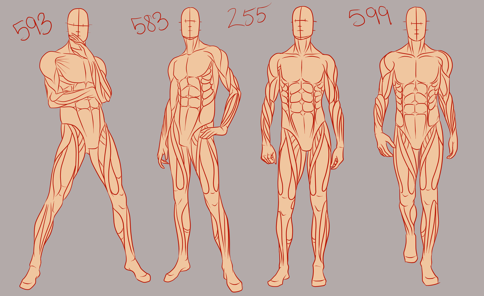 References, they do a body good: part 2 by Spork- on DeviantArt