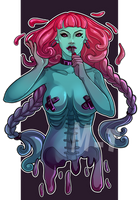 Dead Jelly Girl by MalkyTea