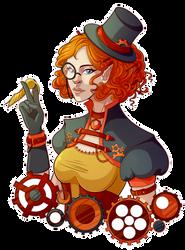 Lady Laredia by MalkyTea