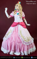 Princess Peach - Rossette Rouss - (1)