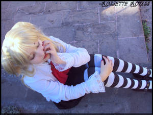 Misa Amane - Death Note by Rossette Rouss