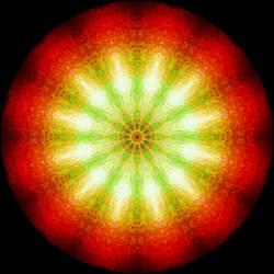 mandala of plasma