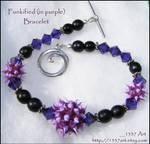 Funkified in Purple