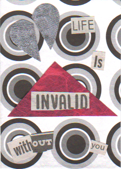 Invalid - Original ACEO by 1337-Art