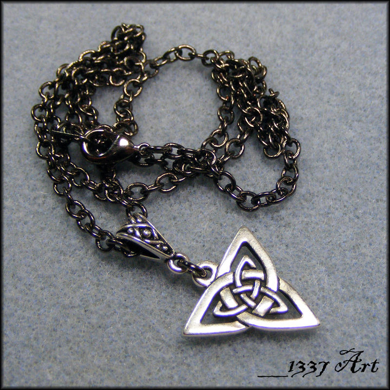 Celtic necklace for men by 1337 art on deviantart celtic necklace for men by 1337 art aloadofball Images