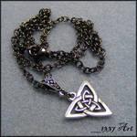 Celtic Necklace for Men