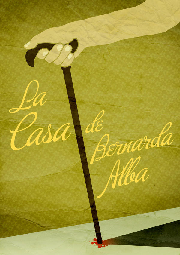 La casa de Bernarda Alba by RyukXD on DeviantArt