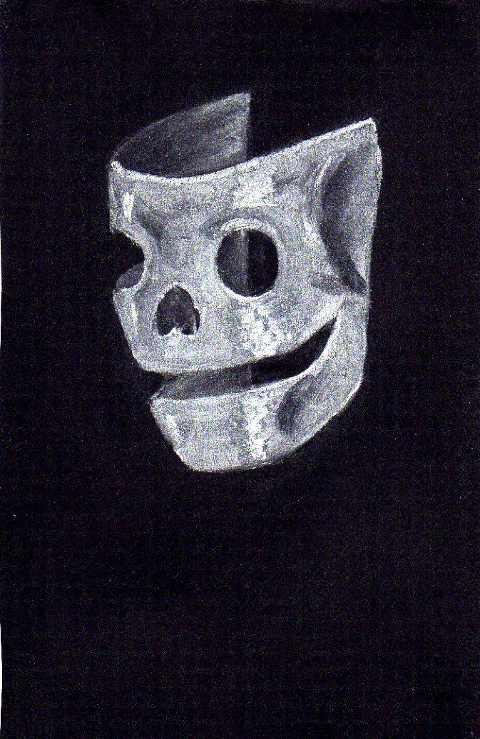 sunny-side-up mask by djyturz