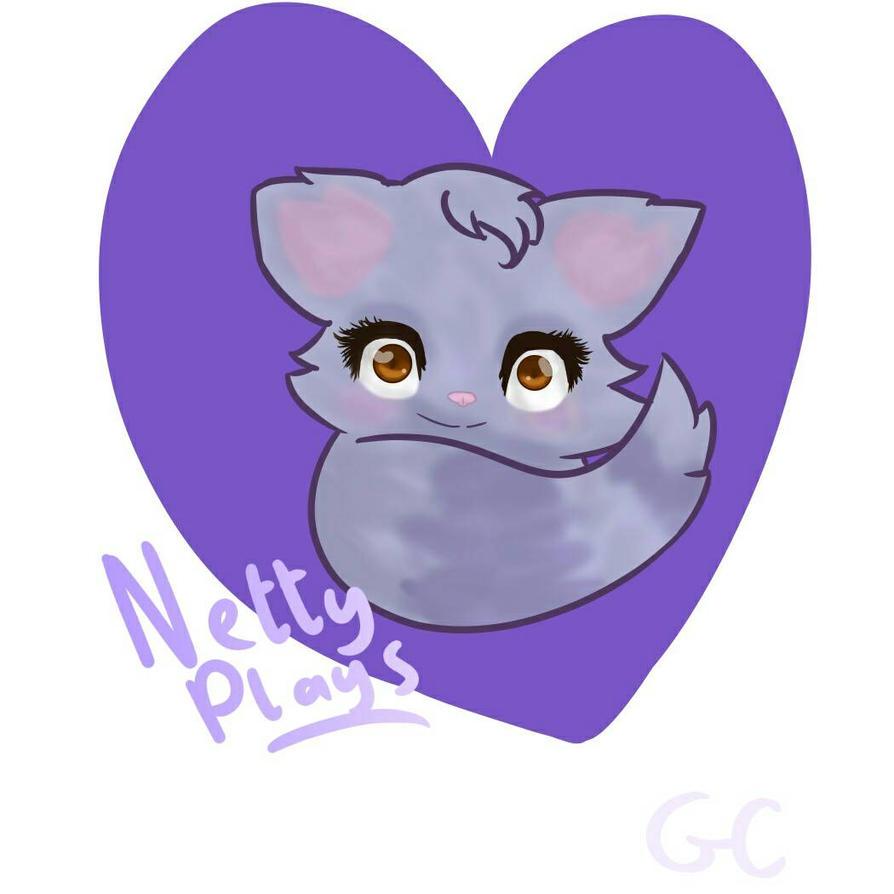 nettyplays Netty Plays Fanart by GeekyChan ...
