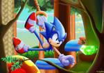 Sonic - Emerald Hunting