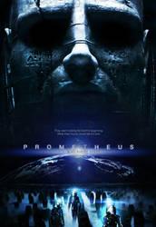 Prometheus Poster by Krak-Fox