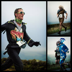 Random Runners by Krak-Fox