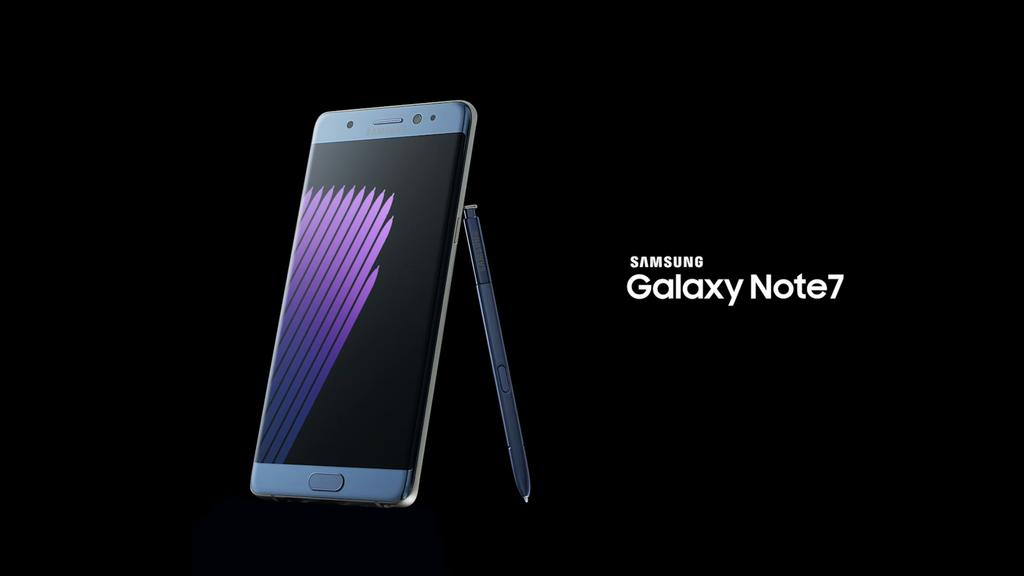 Samsung Galaxy Note7 by codsworth77