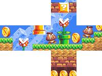 Where's Mario?! by h1uru