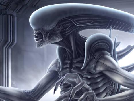 Ultramorph-Alien II