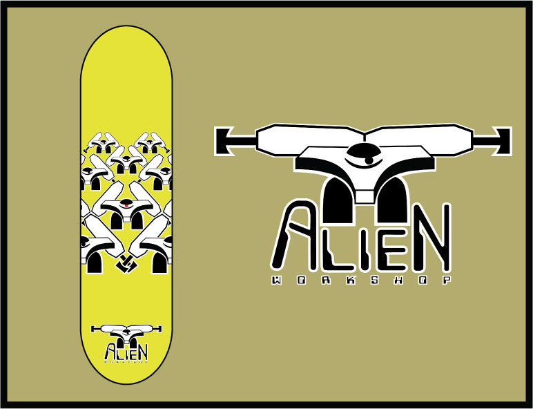 alien workshop wallpaper - photo #44