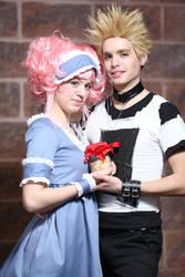 Arashi and Miwako by Stargazer-Gemini