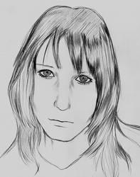 Meg with attitude by Yantoku