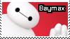 Baymax Stamp