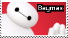 Baymax Stamp by Emme2589