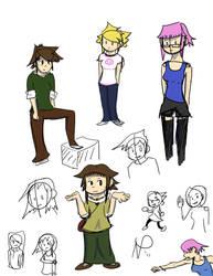 Character Design Practice