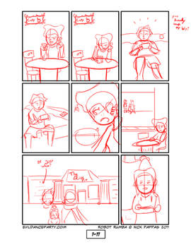 Pre-Inked Page