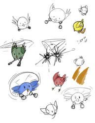 Birdcopter Concepts