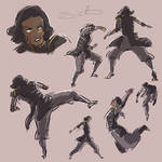 Lin Doodles II